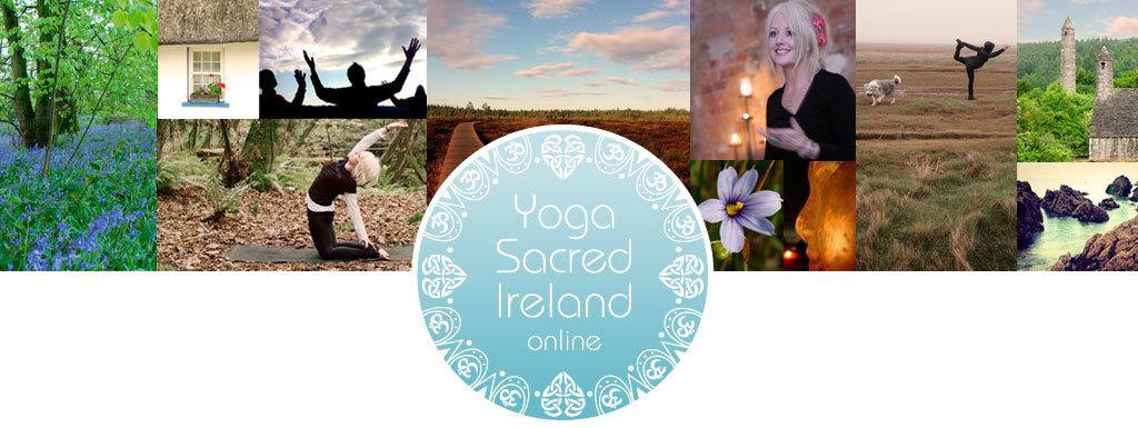 Yoga Sacred Ireland Online